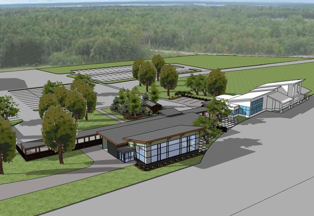 Muskoka Airport Expansion